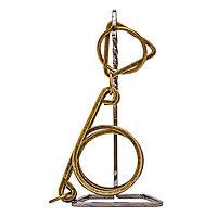 Открыть инструкцию Головоломка Волшебные кольца 5 Эврика