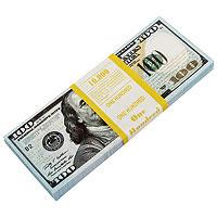 Забавная Пачка 100 долларов Эврика