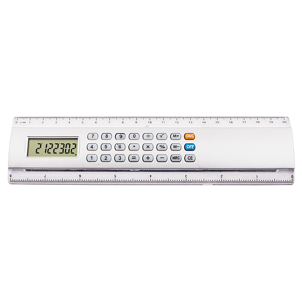 Калькулятор на линейке Эврика