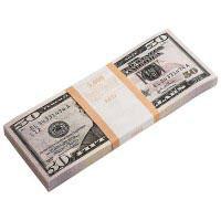 Забавная Пачка 50 долларов Эврика