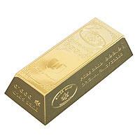 Зажигалка Слиток Золота Z4в коробке