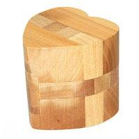 Головоломка деревянная в карт. кор. К13