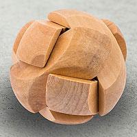 Открыть инструкцию Головоломка деревянная в кор. Полная Луна от Эврика