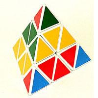 Головоломка пласт. Пирамида прост 3*3