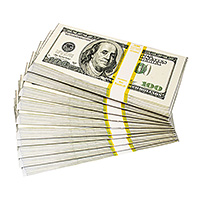 Конверт Гигант 100$