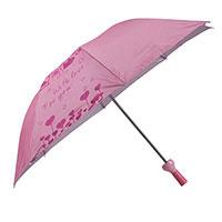 Зонт в бутылке розовый Love