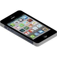 Блокнот Айфон с приложениями