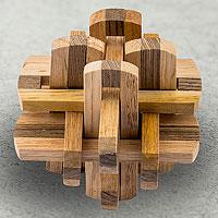 Открыть инструкцию Головоломка деревянная в коробке Ежик N 2 от Эврика