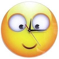 Часы Смайл N7 стеклянные