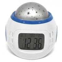 Часы - ночник проектор звездного неба