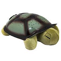 Ночник проектор Черепаха зеленый (*)