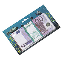 Забавная Пачка На привлечение денег 500 евро