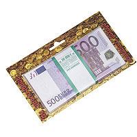 Забавная Пачка На увеличение семейного дохода 500 евро