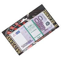 Забавная Пачка На удачу и везение 500 евро