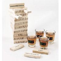 Алкогольная игра - Пьяная башня Эврика