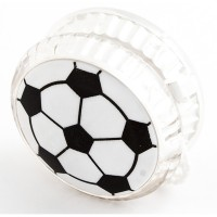 Волчок на шнуре YO-YO Футбол N1