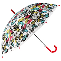 Зонт Бабочки N 3 Эврика