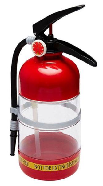 Дозатор для напитков Огнетушитель Эврика