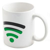 Кружка хамелеон Включи WiFi NEW ЭВРИКА