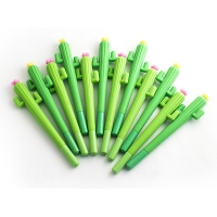 Ручка гелевая Кактус набор 12шт