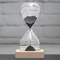 Часы песочные Завораживающая Иллюзия 8*15