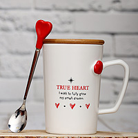 Кружка Верное Сердце N1