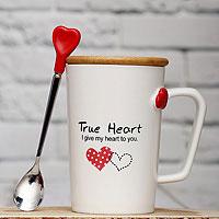 Кружка Верное Сердце N3