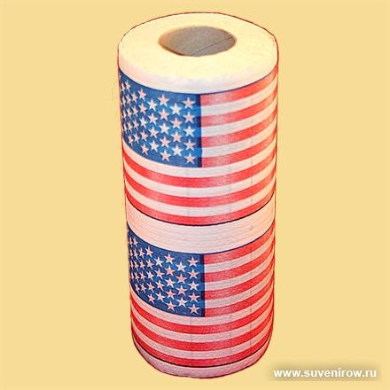 Полотенце американский флаг артикул